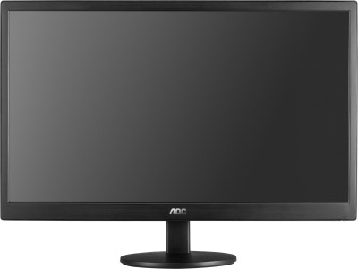 AOC 21.5 inch Full HD LED Backlit Monitor(e2270Swn) at flipkart