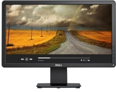 Dell 49.53 cm LED Backlit LCD - E2015HV Monitor