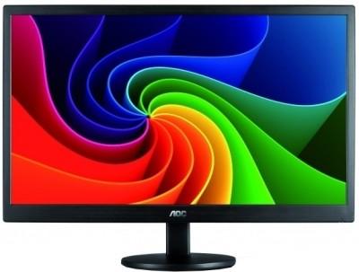 AOC 19.5 inch HD+ LED Backlit LCD - e2070Swn Monitor