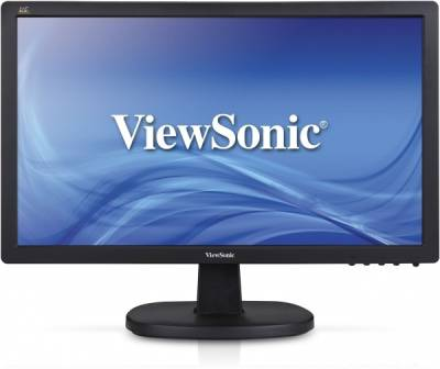 ViewSonic 19 inch LED Backlit LCD - VA1903A  Monitor (Black)