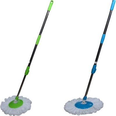 Urban Style Easy clean String Mop Green Urban Style Mops