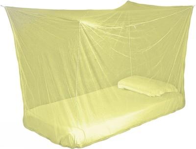 Ans Nylon Infants Plain Single Bed Mosquito Net(Cream)  available at flipkart for Rs.340