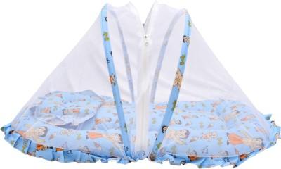Chhota Bheem Nylon Infants Baby Sleeping Bag,Bed For Just Born baby. Mosquito Net(Blue)