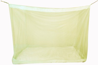Elegant Special Polyester Mosquito Net provides total insect protection. It maintains proper air circulation. This fabric is very soft in nature and it is an easy care, machine washable and 100% Infants 4.5x6.5 Feet Special Polyster Semi Mid Size Bed Mosquito Net(Yellow)