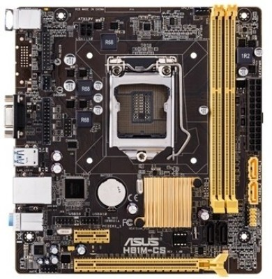 Asus H81M-CS Motherboard  available at flipkart for Rs.3995