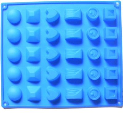 Enocilis 30 Cavity - Cup Chocolate Mould(Pack of 1) at flipkart