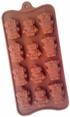 Hua You 12 - Cup Chocolate Mould(Pack of 1) at flipkart
