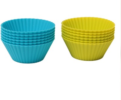 Curie 1 - Cup Mould(Pack of 12) at flipkart