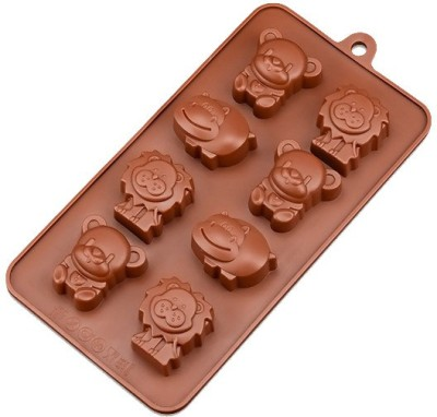 Okayji 8 - Cup Chocolate Mould(Pack of 1) at flipkart