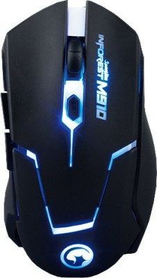 Marvo M910 Scorpion Inforest Wired Gaming Mouse(USB, Black)
