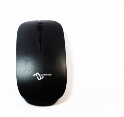 Multybyte Mb13-10b Wireless Optical  Gaming Mouse(USB, Black) at flipkart