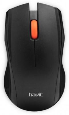 Havit Optical Wired Optical Mouse(USB, Black)