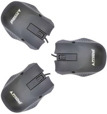 ProDot MU253s 3Piece  Wired Optical Mouse