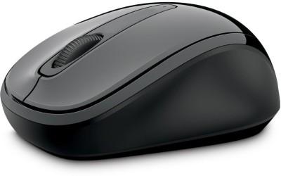Mobilegear USB 2.4 GHz Nano Receiver   High Sensitivity   Full Size Wireless Optical Mouse USB, Black