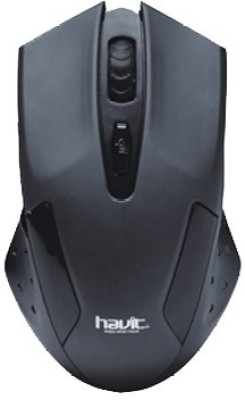 Havit MS846 Wired Optical Mouse(USB, Black)