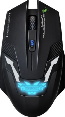 Dragon War Unicorn Blue Sensor with Mouse Mat Gaming Mouse(USB)