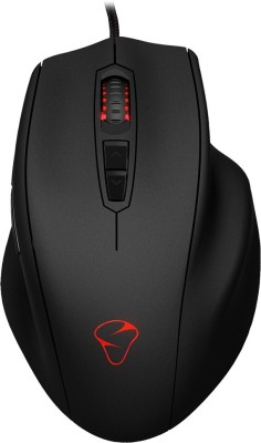 Mionix NAOS 3200 Wired Optical  Gaming Mouse(USB, Black)