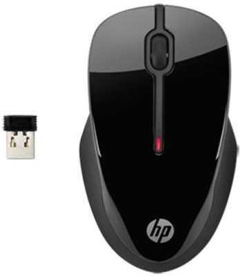 HP X3500 Wireless Comfort Mouse 2.4GHz Wireless, Black HP Mouse