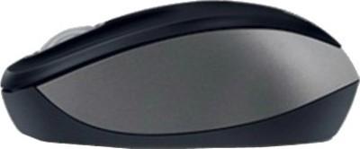 iBall FreeGo Blue Eye Wireless Optical USB, Dark Silver iBall Mouse