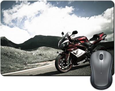 Rangeele Inkers Yamaha Ys Gear Mousepad(Multicolor)  available at flipkart for Rs.224