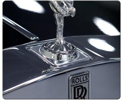 Magic Cases precise cloth & nature Anti-friction firmly Rolls Royce car logo super Mousepad(Multicolor) at flipkart