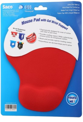 Saco GM Mousepad Red