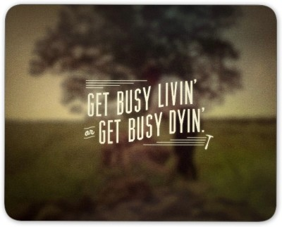 Digiclan get busy Mouse pad Mousepad Multicolor