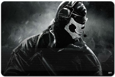Shoperite Call Of Duty Ghost Mousepad Multicolor