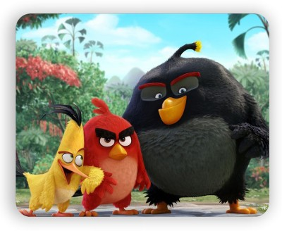 Magic Cases Latest design angry birds movie 2016 stylish mousepad Mousepad(Multicolor) at flipkart