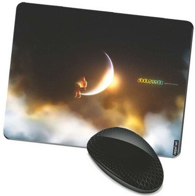 FRENEMY MPAD1274 Mousepad(Multicolor)