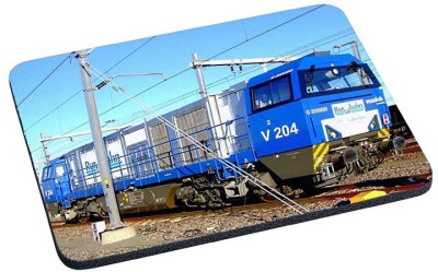 Magic Cases T6RGB5TRP World Wide Trains Design 1428 Mousepad(Multicolor) at flipkart