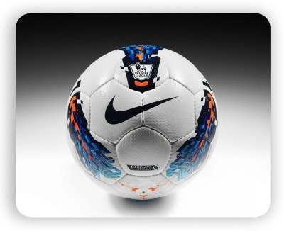 Magic Cases Latest design football nike ball barclays premier league sport stylish mousepad Mousepad Multicolor