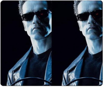Magic Cases precise cloth and antislip Light Weight Stable arnold schwarzenegger Mousepad(Multicolor) at flipkart