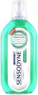 Sensodyne Contra La Sensibilite Bain De Bouche Mouth Wash - Intense Freshness(500 ml)