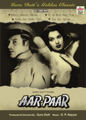 AAR PAAR Hindi Movie DVD 1954(DVD Hindi)  available at flipkart for Rs.139