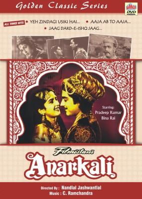 ANARKALI Hindi Movie DVD(DVD Hindi)  available at flipkart for Rs.139