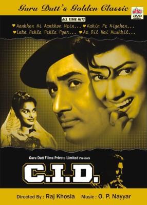 C.I.D Hindi Movie DVD(DVD Hindi)  available at flipkart for Rs.139