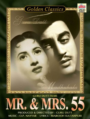 MR. & MRS. 55 Hindi Movie DVD(DVD Hindi)  available at flipkart for Rs.139