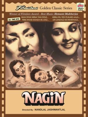 NAGIN Hindi Movie DVD(DVD Hindi)  available at flipkart for Rs.139