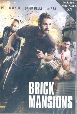 Brick Mansions(DVD English)