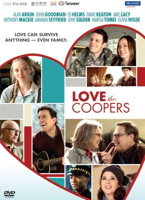 Love the Coopers(DVD English)