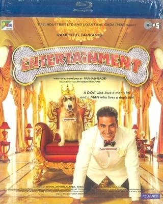 Entertainment(Blu-ray Hindi)