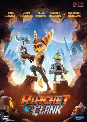 Ratchet & Clank(DVD English)