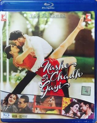 Nashe Si Chadh Gayi - Top 50 Songs 5.1 Dolby Digital(Blu-ray Hindi)  available at flipkart for Rs.599