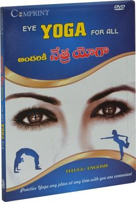 Eye Yoga for all(DVD telugu)  available at flipkart for Rs.89