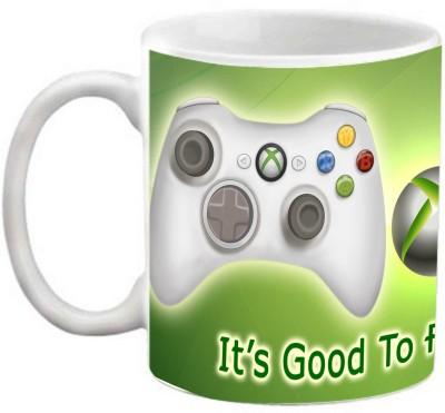 EFW Xbox Its Good To Play Together Ceramic Mug(325 ml)