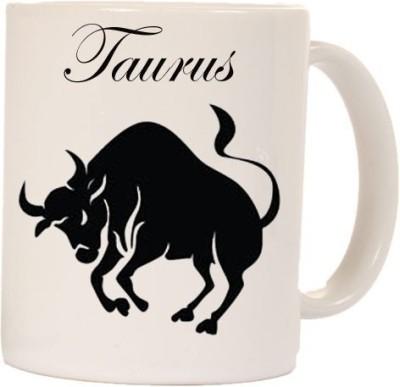 Smileonline Zodiac Coffee - Taurus Ceramic Mug  available at flipkart for Rs.274
