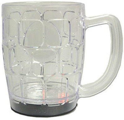 Shrih LED Flashing 7 Colour Changing Liquid Activated Plastic Mug(500 ml)  available at flipkart for Rs.749