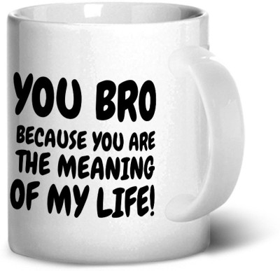 Mugshug MSFLPKT-A (18) Bone China, Ceramic Mug(425 ml)