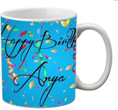 meSleep Arya-20066 Ceramic Mug(330 ml)  available at flipkart for Rs.249